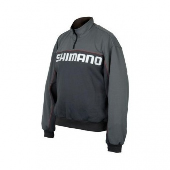 Свитер Shimano HFG HALF ZIP SWEAT 02 L