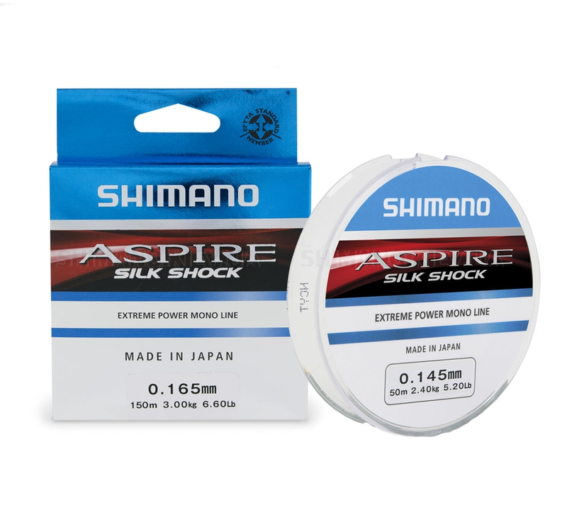 Леска SHIMANO Aspire Silk Shock