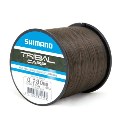 Леска Shimano Tribal Carp 1100m 0,30mm QP